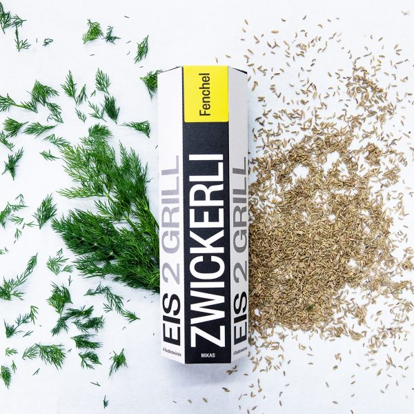 Fenchel EisZwickerli, Rostbratwurst