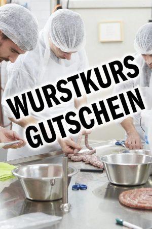 mikas Wurstkurs Gutschein Vorlage