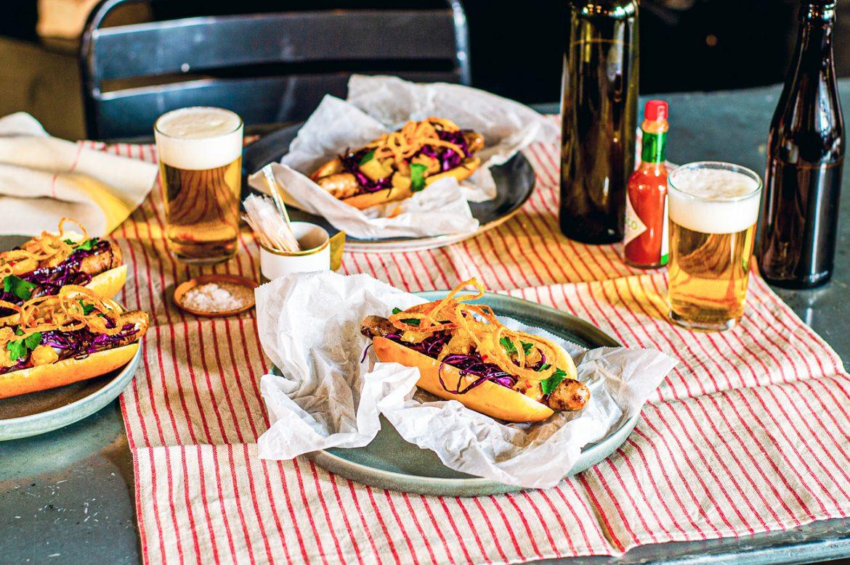 Hotdog mikas zwickerli zurich wurst